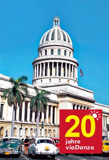 Jubiläumsreise 2 - Havanna Pur