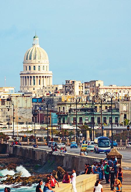 Spätsommer - Havanna Pur
